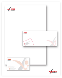 Stationery Sample 10