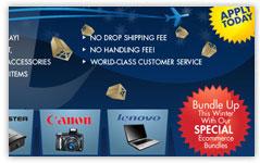 bundleup banner design
