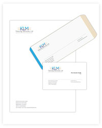 Stationery Sample 4